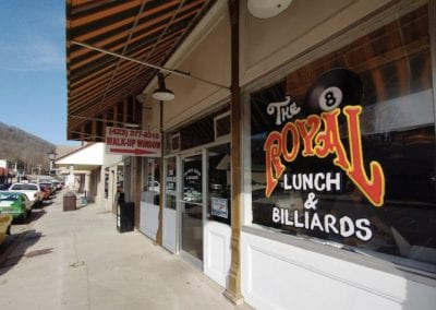 The Royal Lunch & Billiards
