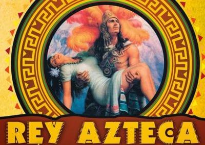 El Rey Azteca at Royal Blue