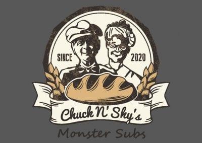 Chuck N Shy's Monster Subs
