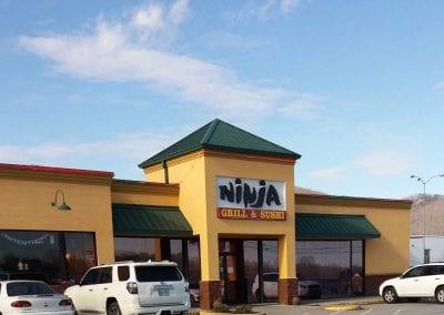 Ninja Hibachi Grill