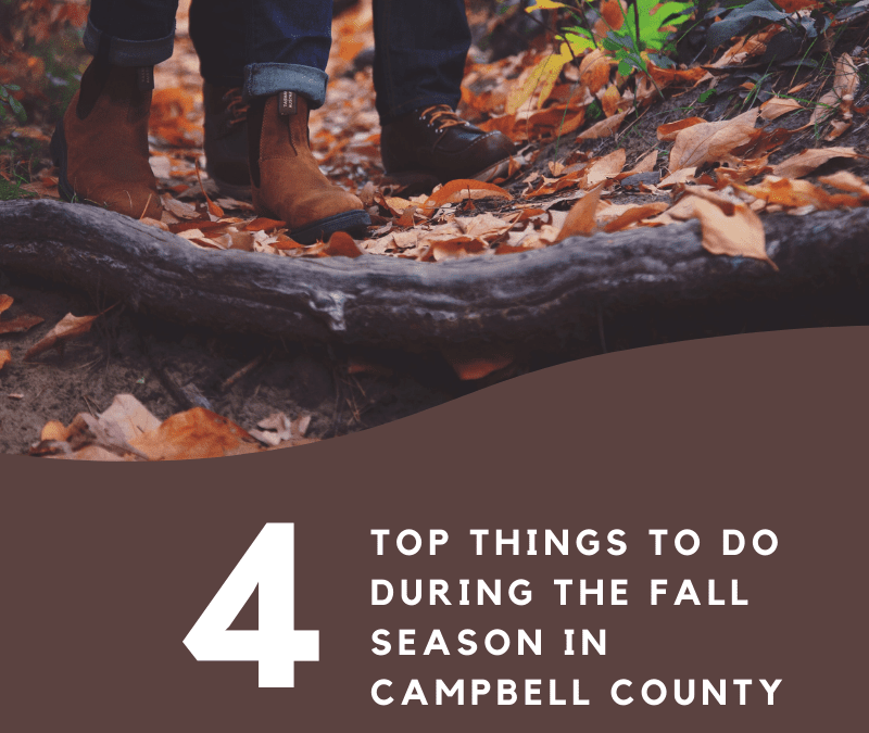 4 Things To Do In Campbell County This Fall