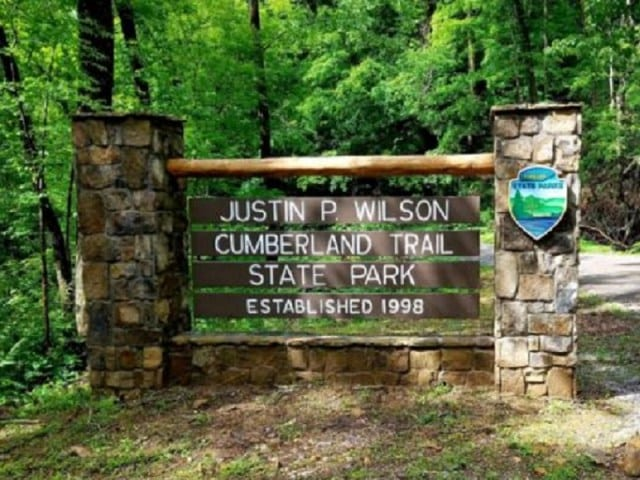 Justin P. Wilson Cumberland Trail State Park