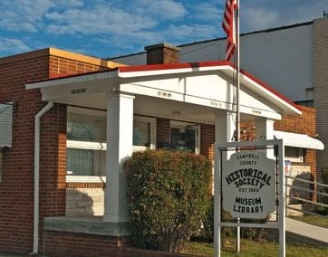 Campbell County Historical Society Musemum