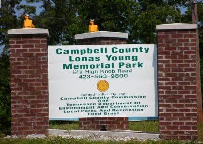 Lonas Young Memorial County Park