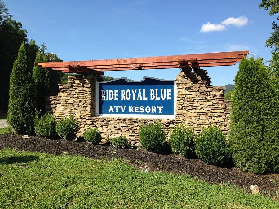 Ride Royal Blue Resort